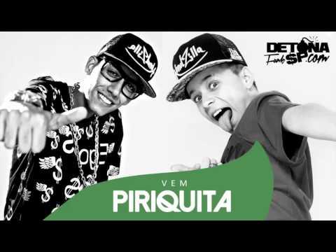 MC Menor da VG e MC Pedrinho - Vem Piriquita (Perera DJ) Lançamento 2014 - Audio Oficial