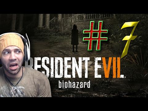 Resident Evil 7: Biohazard (Manicomio) en Español - Parte 7 - La Revolucion de Los Gordos!!!