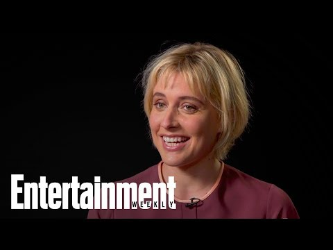 Lady Bird: Greta Gerwig On Writing & Directing | Entertainers Of The Year | Entertainment Weekly