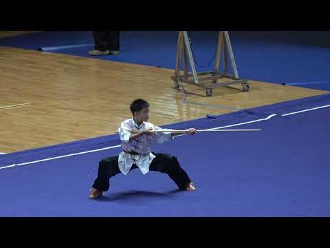 賴柏宏,108學年度全國中正盃國武術錦標賽,棍術
