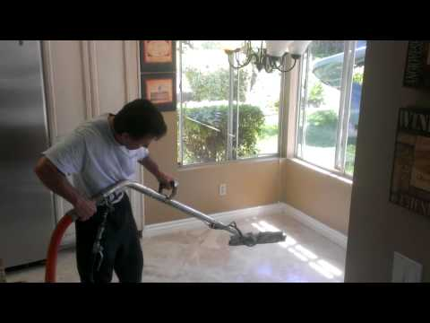 Orange County Steam Cleaning Marble Floors
