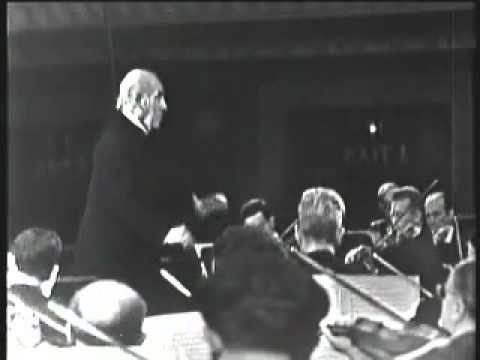 Beethoven Symphony No  5, 1st mvt  Arturo Toscanini NBC Symp