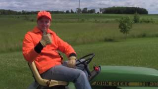 Working Man 7: Lawn Care - Gus Johnson
