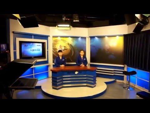 kidzania Jakarta Become a anchor Metro Tv News