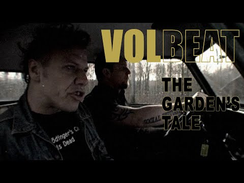 Volbeat - The Garden's Tale (Official Video)