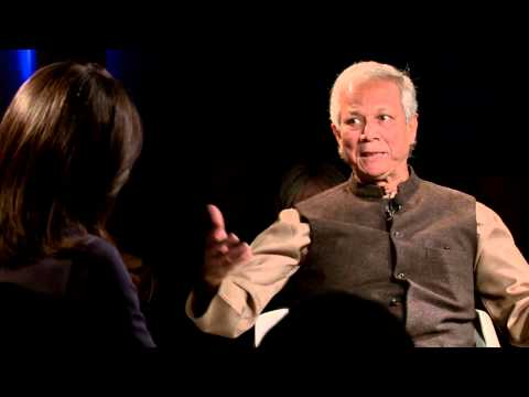 Insight: Ideas for Change -Social Business -  Muhammad Yunus