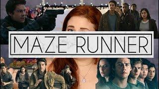 MAZE RUNNER: THE DEATH CURE | FILME X LIVRO