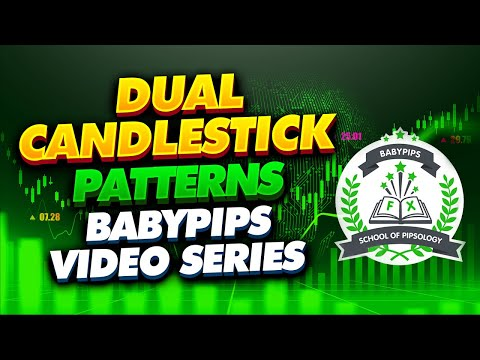 Babypips Forex Education: Elementary Grade 2 - Dual Candlestick Patterns