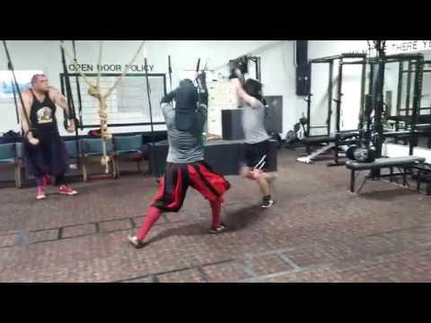 Adam v Colton - Fechtschule Fencing
