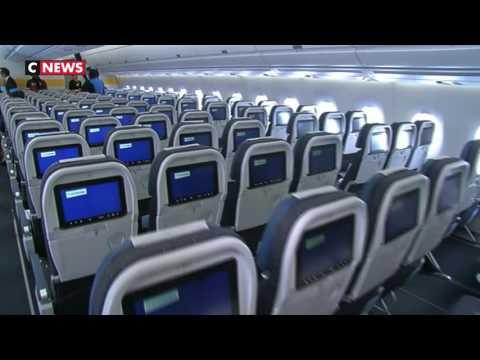 L' A350 vole en premier sur Air Caraïbes
