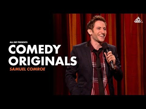 All Def Presents Comedy Originals: Samuel Comroe