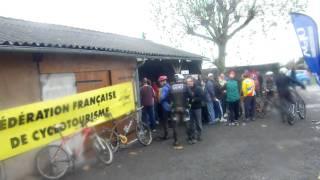 Rando VTT de Saint Georges les Baillargeaux - 18/18