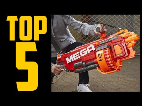 Top 5 Best Nerf Guns In India It S Nerf Youtube