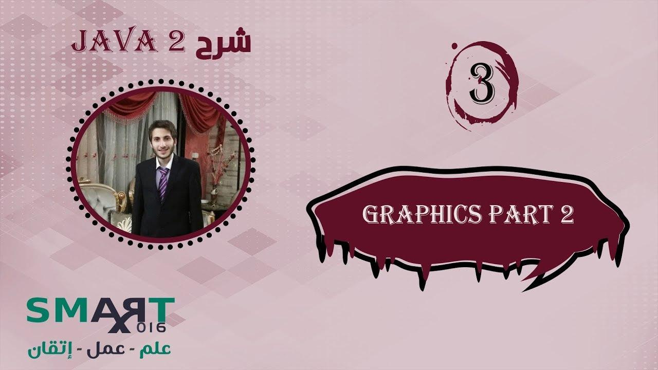 Java 2 (3)    Graphics Part 2