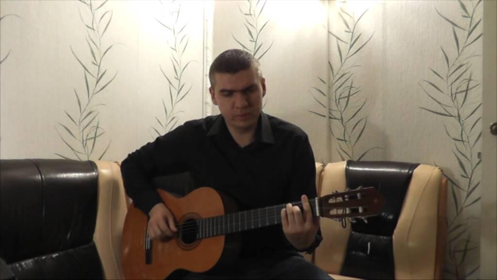 Видеоурок на аккордеоне