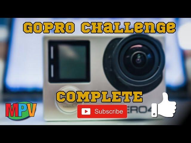 GoPro Challenge COMPLETE (12.4.18) #1214
