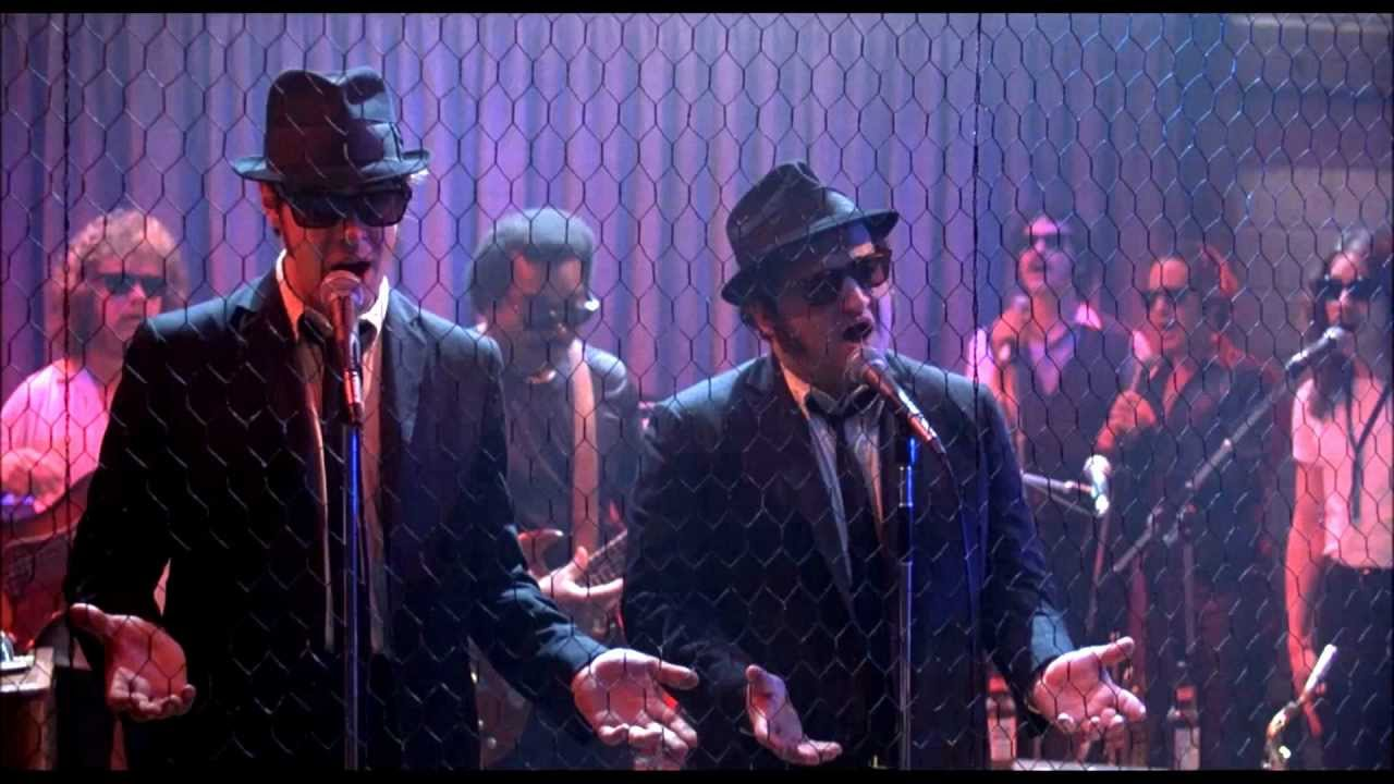 how to dance like the blues brothers