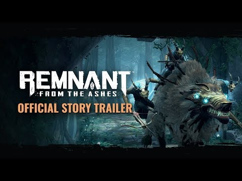 Official Story Trailer | Remnant: From the Ashes