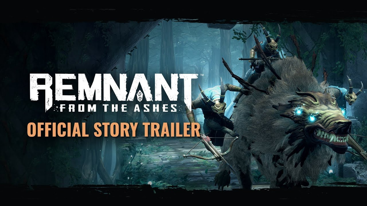 This week's new game picks: Remnant: From The Ashes, Rad