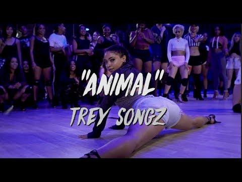 "Trey Songz - ""Animal"" 