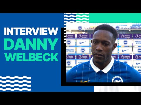 Danny Welbeck Reacts To Late Penalty Decision