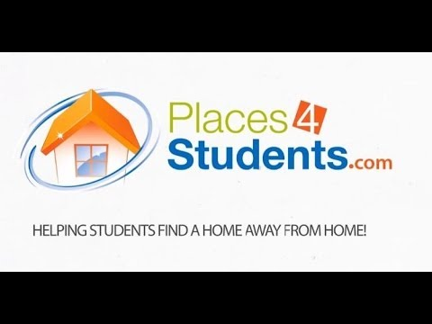 Student Housing Solutions - Places4Students.com - YouTube