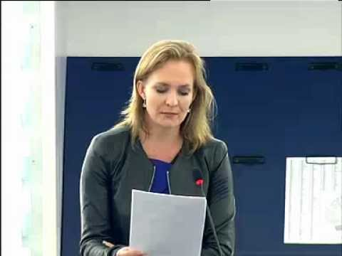 Marietje Schaake: Presentation of the first Digital Freedom Strategy in EU Foreign Policy