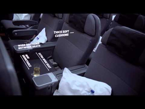 Have a sneak peak of Airbus A330's refreshed SAS cabin | SAS