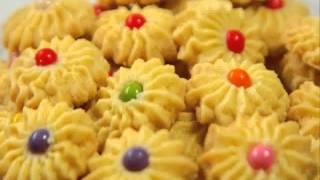 Kue Kering Motif Beruang Koko Krunch