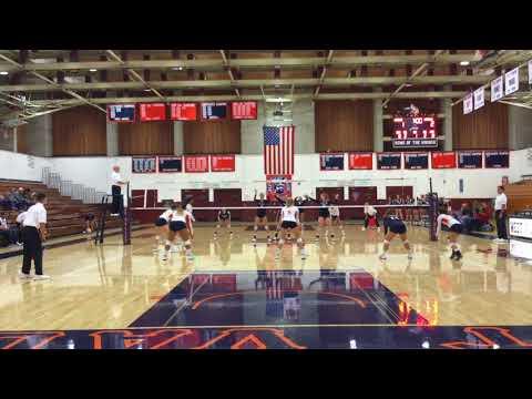 WVC Women's Volleyball vs. Gavilan College