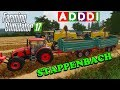 Farming Simulator 17 | Adddi's home hosted server | Stappenbach | Episode 1 | Timelapse