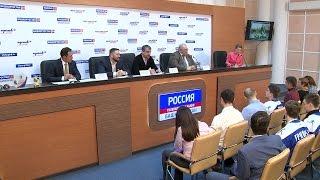 """Пресс-конференция """"Студенческий хоккей в Республике Башкортостан. Развитие и успехи"""""""