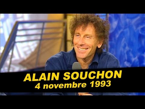 Alain Souchon est dans Coucou c'est nous - Emission complète