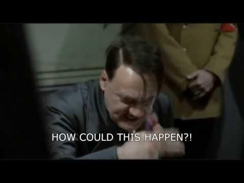Hitler's Reaction to Aku no Hana