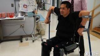 ReWalk robotic exoskeleton wins FDA approval