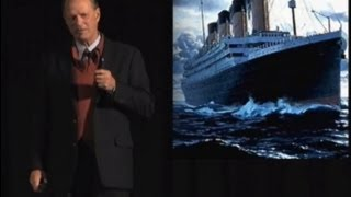 The Titanic Discovery: Professor Robert Ballard