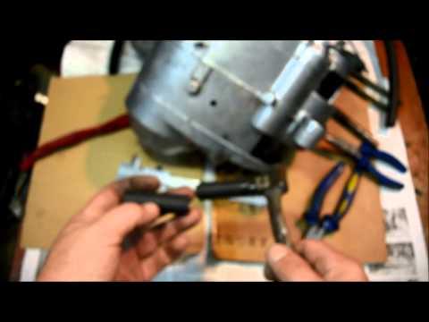 Изготовление резинки на рычаг кикстартера