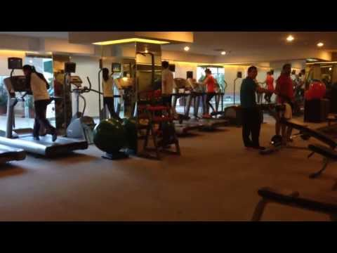DFIT Fitness Center Dusit Thani Hotel Manila by HourPhilippines.com