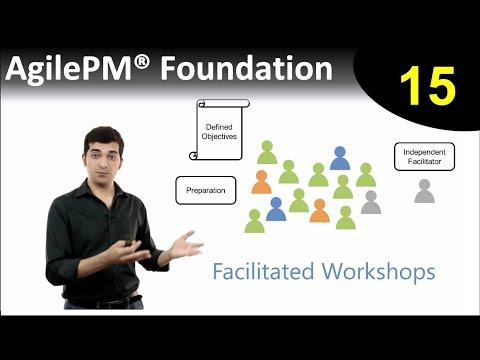 Lesson 15: Facilitated Workshops  | AgilePM Foundation