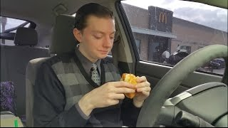 McDonald's McChicken Biscuit - Food Review(Today's review is for the McChicken Biscuit from McDonald's. Help Support TheReportOfTheWeek With Patreon - http://bit.ly/1Q2g9zX Area Man To Hang Out At ..., 2017-01-27T00:59:08.000Z)