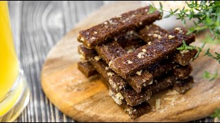ЧЕСНОЧНЫЕ ГРЕНКИ и Сыром | Закуска к Пиву за 5 минут | Гренки с чесноком на сковороде
