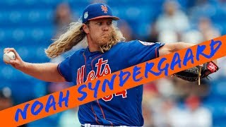 Noah Syndergaard Career Highlights (2015-2017) [HD]