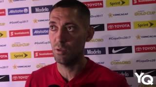 Dempsey: 'Bryan Ruiz es un gran jugador, sobretodo una gran persona'