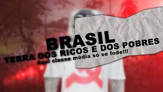 BRASIL, o país dos ricos e dos pobres