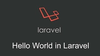 PHP Laravel 5 hello world Example. laravel tutorials 2016
