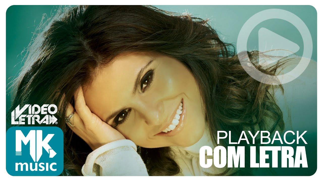 Aline Barros Lugar Seguro Playback Com Letra Youtube