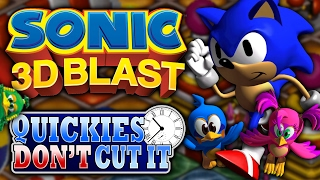 Sonic 3D Blast Review - Quickies Don
