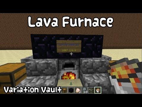 Minecraft Bukkit Plugin - Lava Furnace - Auto Fill Furnace ...