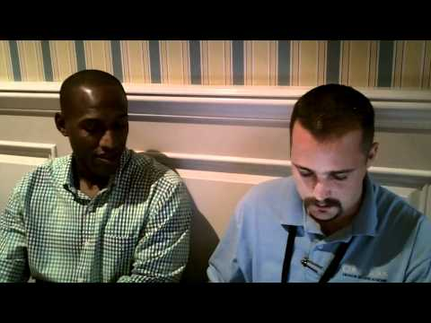 Courageous Movie Interviews: Jay interviews actor Ken Bevel