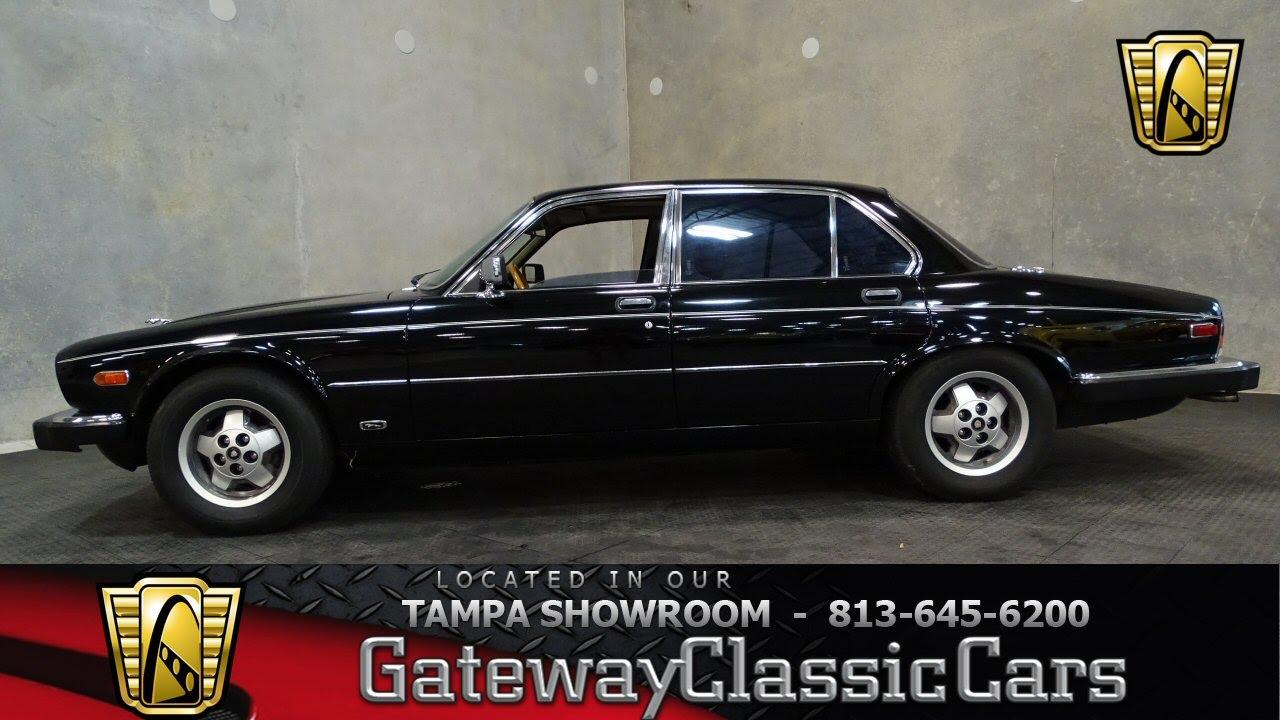1986 Jaguar XJ6 Vanden Plas   YouTube